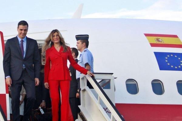 همسر نخست وزیر اسپانیا کرونایی شد