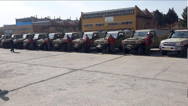 آغاز فعالیت رسمی ستاد خدمات سفر نوروز 99 آذربایجان شرقی در راستای مقابله با کرونا