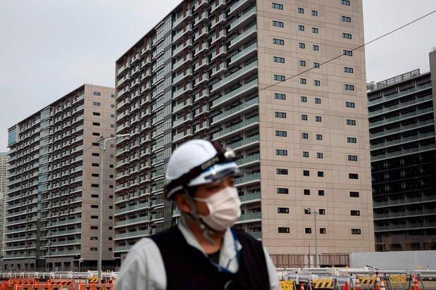 ژاپن سوئیت های دهکده المپیک 2020 را پیش فروش کرد