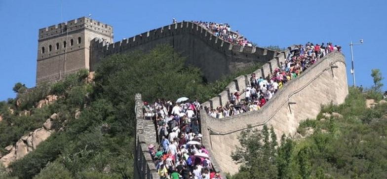 لیست سیاه چین برای گردشگران متخلف