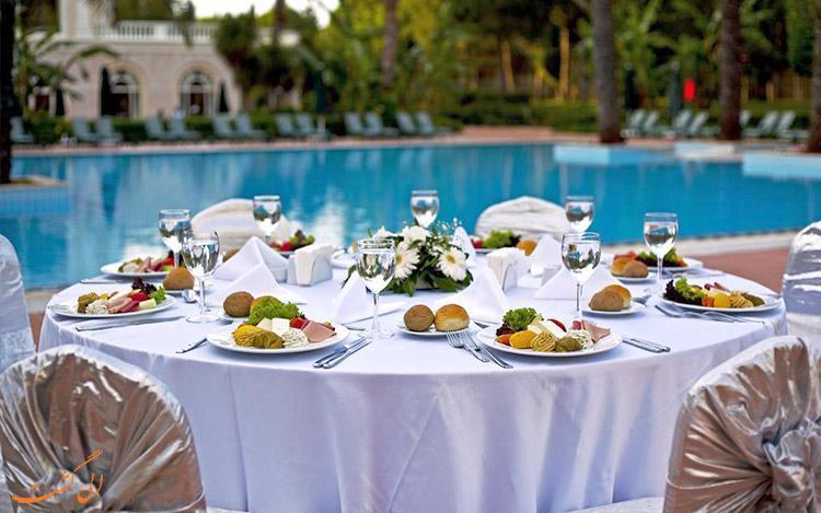 قیمت های شگفت انگیز در بهترین هتل های 4 ستاره آنتالیا
