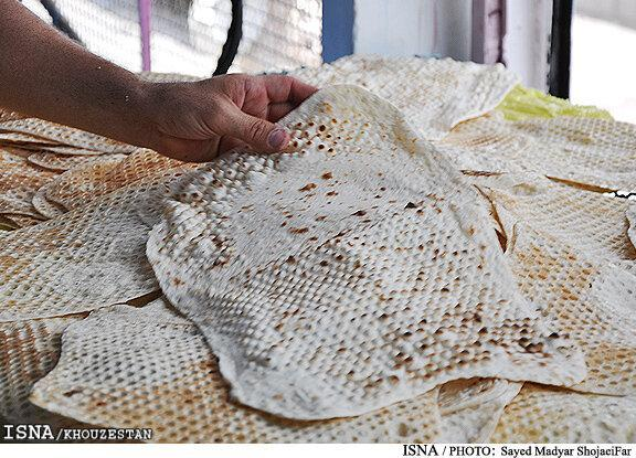 افزایش قیمت نان در خوزستان فعلا منتفی شد