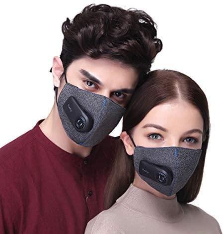 ماسک های شارژی با پورت USB