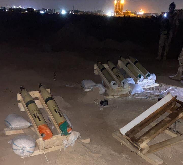 بیانیه وزارت کشور عراق درباره حمله موشکی به منطقه سبز بغداد