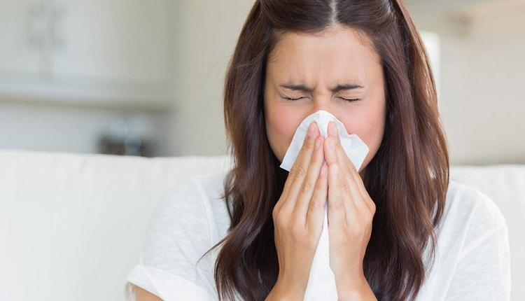 سرماخوردگی در دوران شیردهی