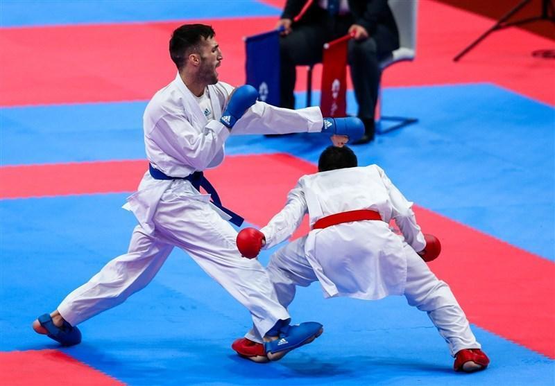 مروری بر برترین رقابت های کاراته جهان در یک دهه گذشته، مبارزه فینال مهدی زاده تحلیل فنی می شود
