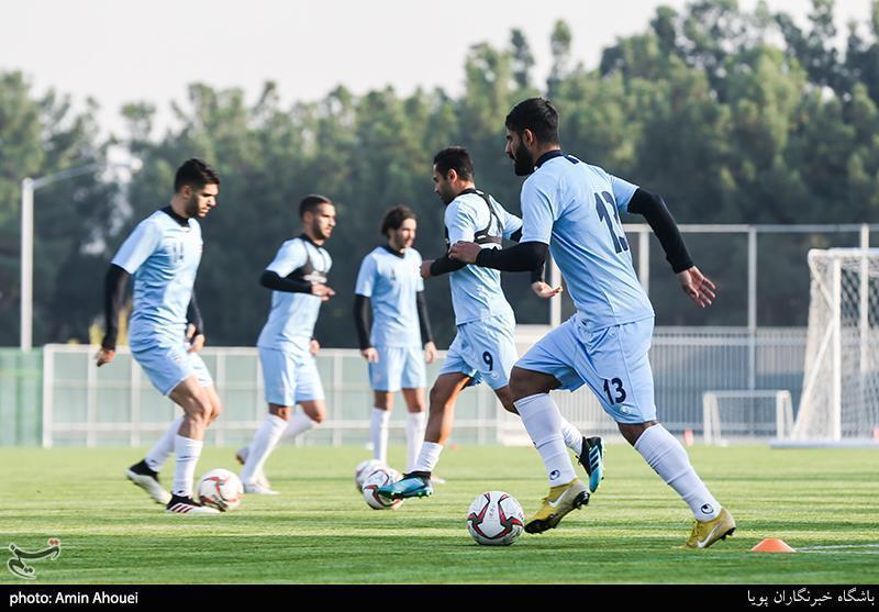 اعلام فهرست تیم ملی فوتبال پس از بازی پرسپولیس با النصر