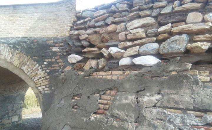بازسازی دو پُل تاریخی در شهرستان خمین