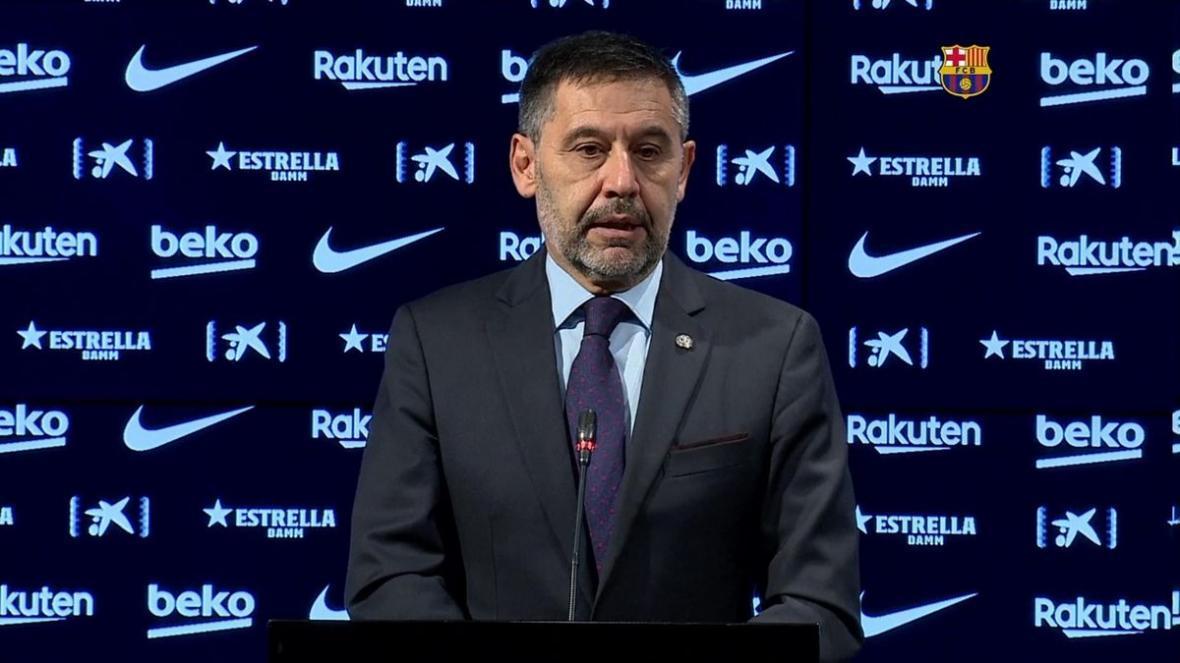 مدیر عامل بارسلونا بالاخره کناره گیری کرد