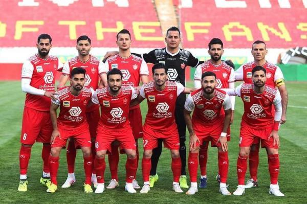 ارسال مدارک پرسپولیس برای فینال لیگ قهرمانان آسیا