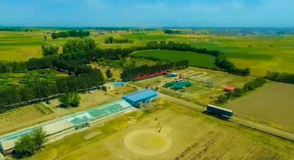 تجهیز اولین مزرعه گردشگری کشور در اردبیل