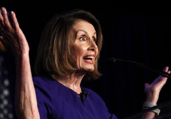 نانسی پلوسی برای یک دوره دیگر رئیس مجلس نمایندگان آمریکا شد