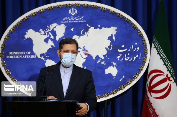 خبرنگاران توضیحات خطیب زاده درباره پرداخت حق عضویت ایران در سازمان ملل