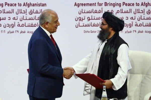 سخنگوی طالبان به آمریکا هشدار داد