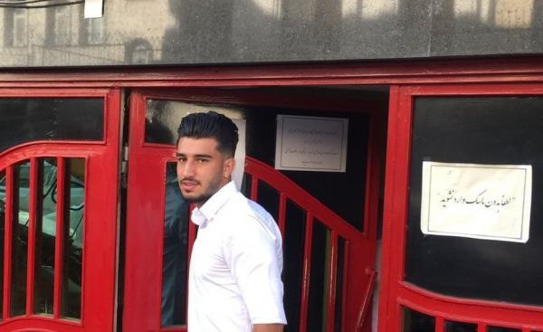 محمد شریفی: می خواهم در پرسپولیس به یک ستاره تبدیل شوم