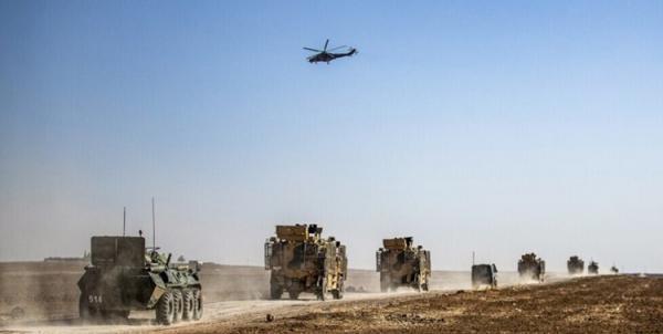 جا به جایی مشکوک نظامیان آمریکا در منطقه