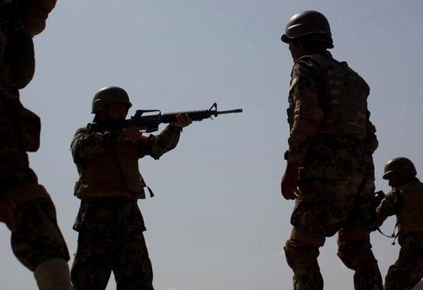مرگ 9 سرباز ارتش افغانستان در حمله نفوذی طالبان