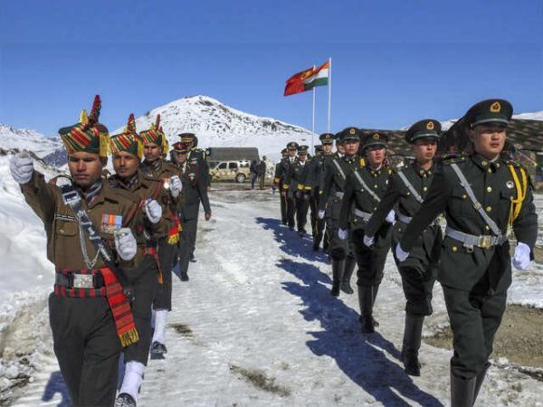 دهمین دور گفتگوهای نظامی بین چین و هند بر سر لداخ