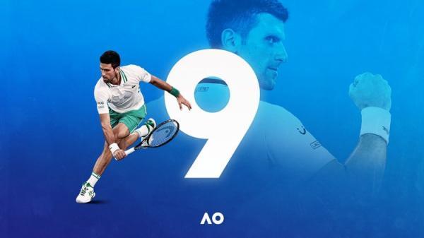 جوکوویچ باز هم در استرالیا قهرمان شد