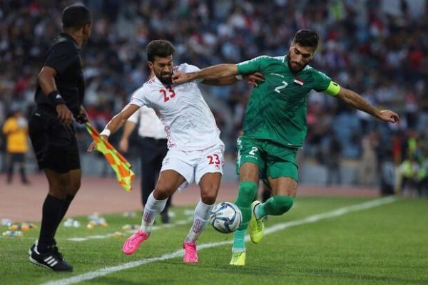 حریف تیم ملی فوتبال ایران بازی محبت آمیز برگزار می نماید