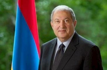 کوشش رئیس جمهور ارمنستان برای برون رفت از بحران سیاسی