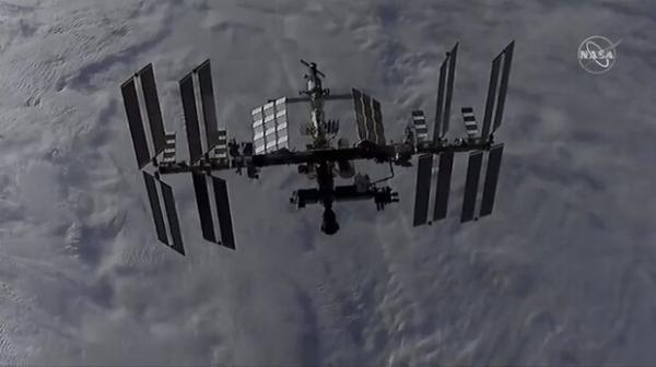 کپسول روسیه به ایستگاه فضایی بین المللی رسید