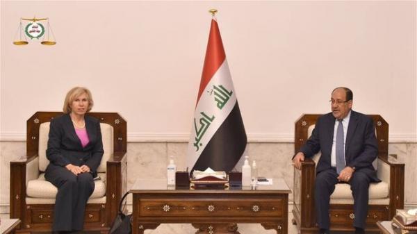 المالکی: ما خواستار افزایش حمایت جهانی از عراق هستیم