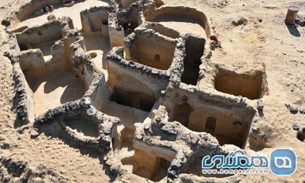 اعلام کشف ویرانه کلیساهای تاریخی در مصر