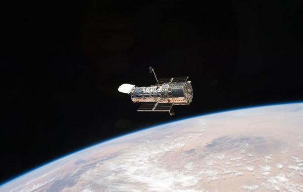 تلسکوپ فضایی هابل به خواب زمستانی رفت!