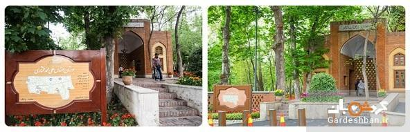 باغ ایرانی تهران؛ جاذبه دلنشین و زیبای پایتخت