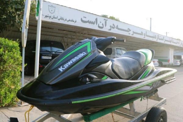 خبرنگاران 15 میلیارد ریال تجهیزات گردشگری دریایی قاچاق در بوشهر کشف شد
