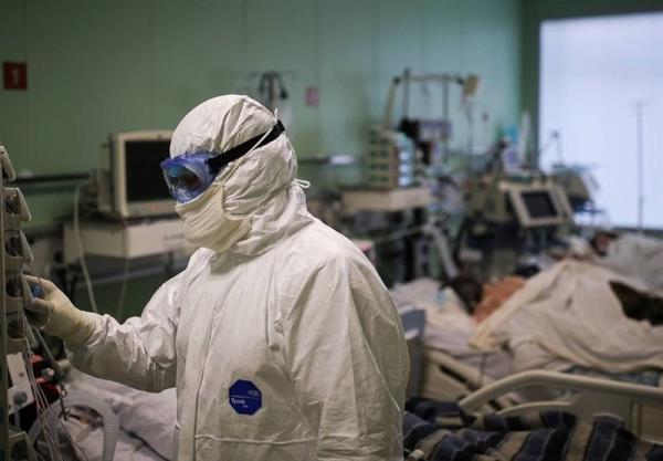حدود 268هزار شهروند روسیه همچنان به کرونا مبتلا هستند