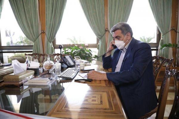 خبرنگاران شهردار تهران در سالگرد 1888 جوابگوی شهروندان بود