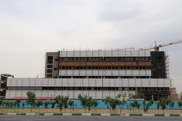 خبرنگاران بیمارستان فردیس انتها خرداد ماه گشایش می یابد