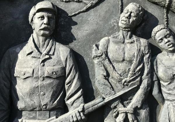اعتراف آلمان به نسل کشی در نامیبیا