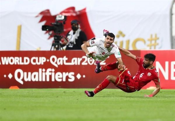 جهانبازی: تنها اشتباه داور چینی اخراج نکردن بازیکن بحرین بود