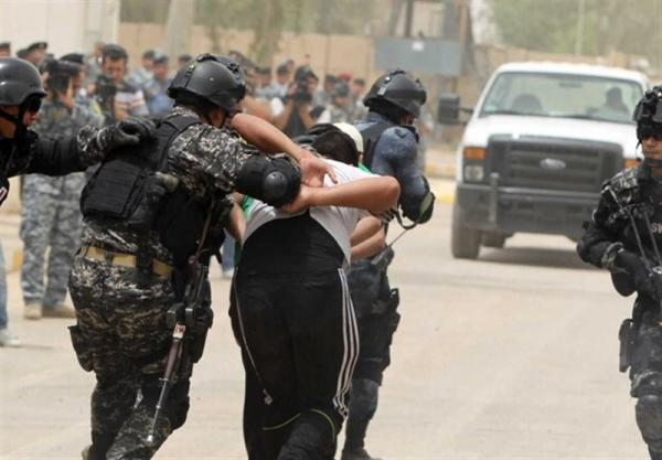 متلاشی شدن یک شبکه تروریستی در کرکوک