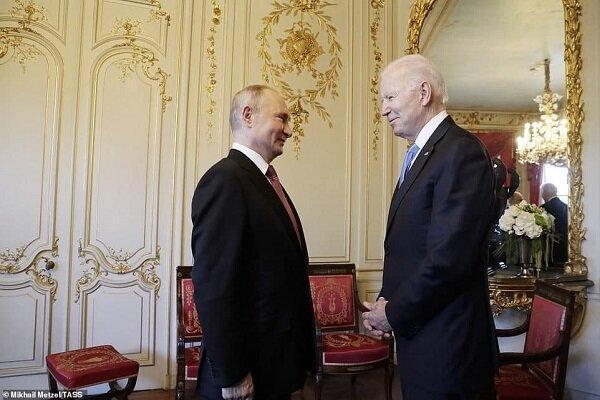 نشست سران روسیه و آمریکا در ژنو سرانجام یافت
