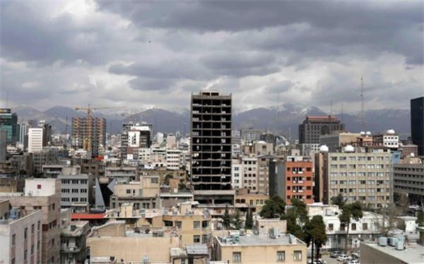 بازار واحدهای کلنگی در تهران