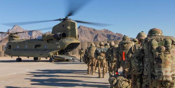 پالتیکو: خروج آمریکا از افغانستان عملا تکمیل شده است