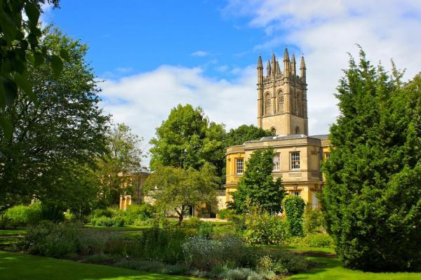 زیباترین مکان های شهر آکسفورد