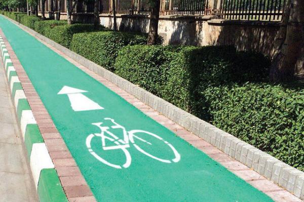 آموزشگاه دوچرخه سواری دانشگاه صنعتی اصفهان راه اندازی شد
