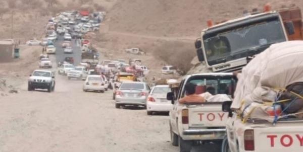 مأرب، بازگشت ده ها آواره به رحبه پس از تسلط نیروهای صنعاء