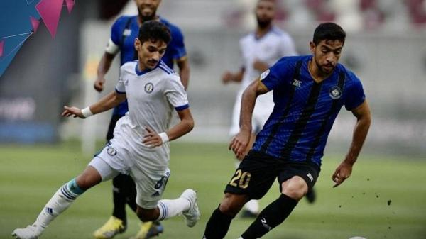 تور دوحه: لیگ ستارگان قطر، السیلیه با رضاییان متوقف شد