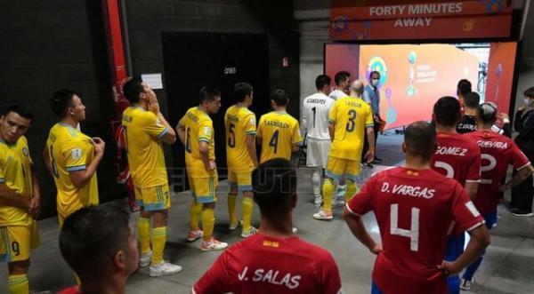 پرتغال ، قزاقستان، جدال فینال اولی ها