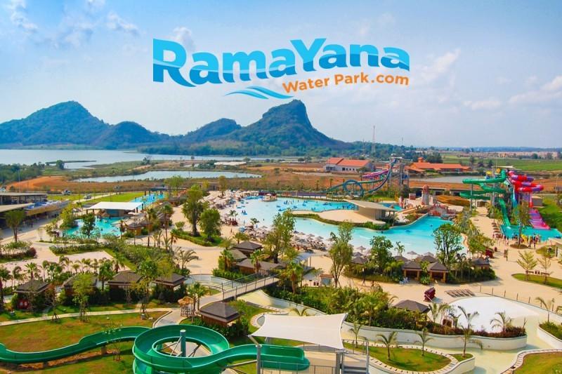 زیباترین پارک های آبی تایلند