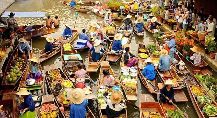 دلایل سفر با تور تایلند