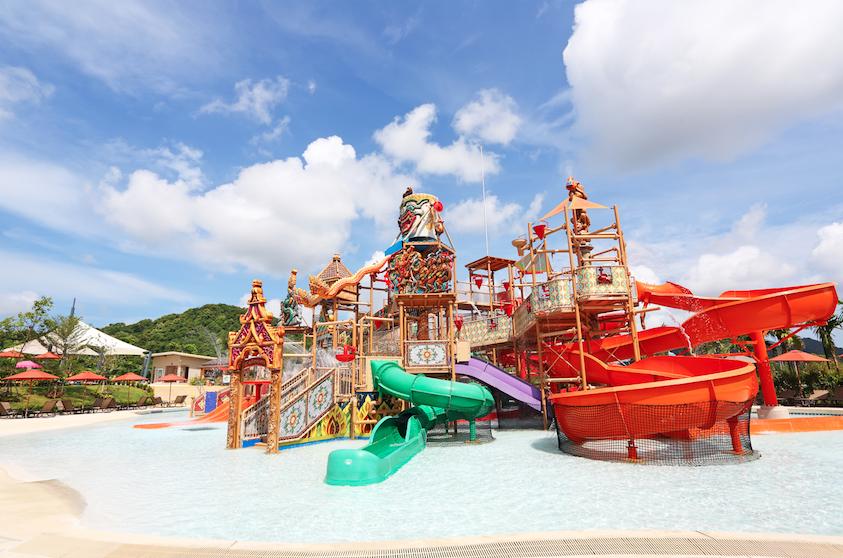 بهترین پارک های آبی تایلند