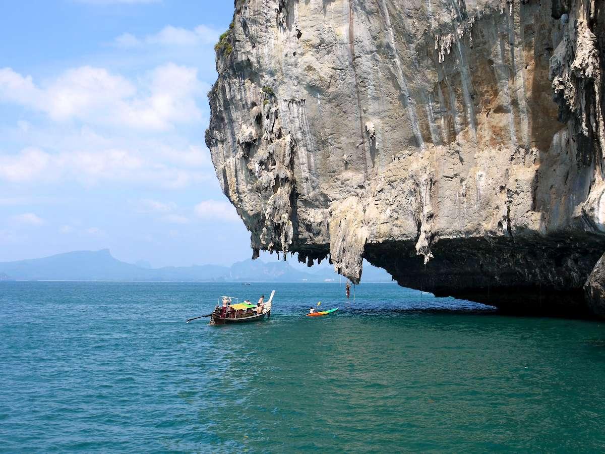 بهترین تفریحات تایلند