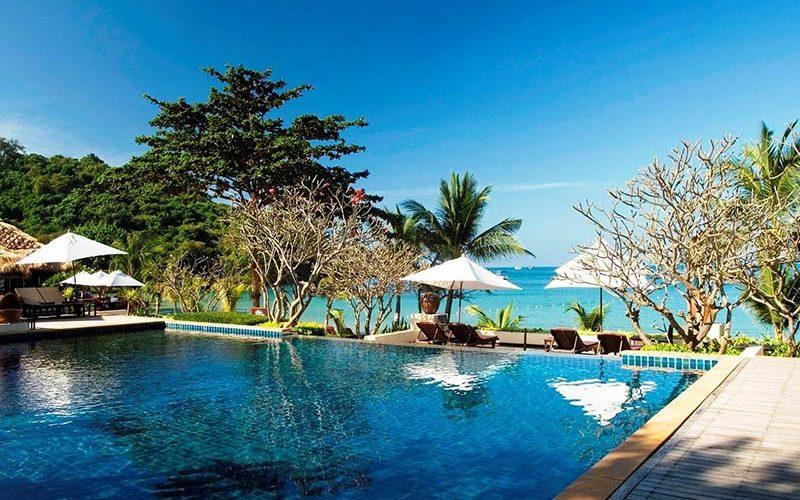 جزیره کو سامت در تایلند